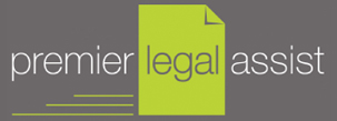 Logo representing Premier Legal Assist